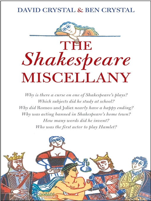 The Shakespeare Miscellany (eBook)